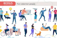 Office People Scenes Product Image 5