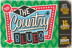 The Country Blues Product Image 1