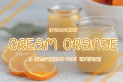 Cream orange Product Image 1