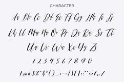 Kamild Calligraphy Font Product Image 6