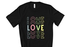 Rainbow - A Fun Stacked Font Product Image 6