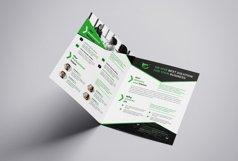 Company Bifold Brochure Product Image 3