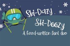 PN Ski-Doozy and Ski-Dazy Font Duo Product Image 1