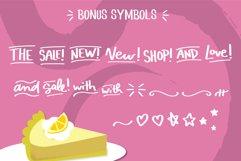 Lemon Lime Octopie Font Duo Product Image 5