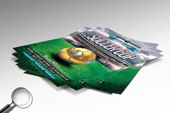 Soccer Cup | Modern Flyer Template Product Image 4