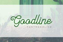 Majorette font Monoline Product Image 2
