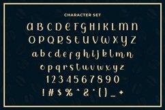 Web Font Madera Product Image 3