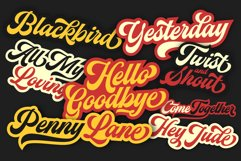 Streetball | Vintage font Product Image 6