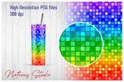 42 Mosaic Patterns for 20oz SKINNY TUMBLER. Product Image 4