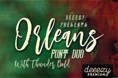 Orleans Script Font Duo Product Image 1