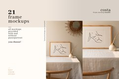 Costa - Frame Mockup Bundle Product Image 3