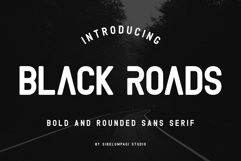 Black Roads Product Image 1