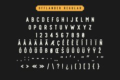 Offlander - Font Family Product Image 5