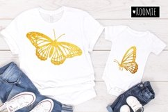Butterfly SVG, Spring Summer vector clip art Cut files png Product Image 2