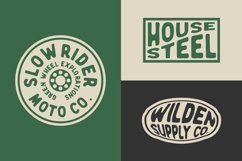 Wilden - Handdrawn Vintage Typeface Product Image 4