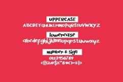 Arigato Handwritten Font Product Image 2