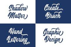 Windgard | Clean Brush Script Product Image 2