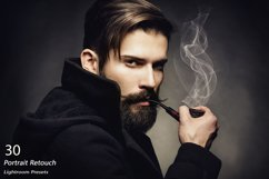 30 Portrait Retouch Lightroom Presets Product Image 1