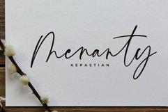 Santana Calligraphy Font Product Image 6