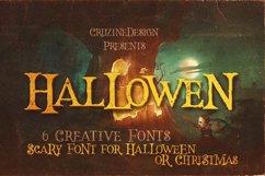 Hallowen Typeface Product Image 1