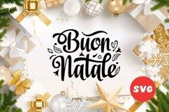 Buon Natale svg Italian Christmas Around the World Product Image 1
