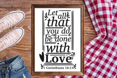 Bible verse SVG bundle, christian svg, blessed svg religious Product Image 20