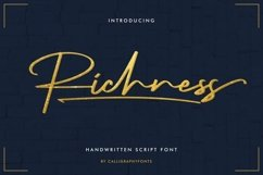 Richness Product Image 1