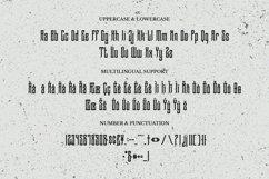 Web Font Pretty Savage Font Product Image 5
