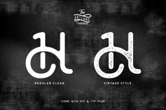 Web Font The Artland Typeface Extras Product Image 4