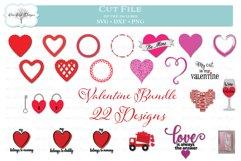 Valentine's Day Bundle -- 22 Designs! Product Image 1