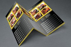 Restaurant Brochure Menu Product Image 2