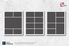 11x14 Photo Collage Templates Product Image 4