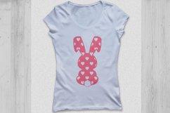 Bunny SVG, Easter Bunny Svg, Easter Svg, Rabbit SVG, Bunny. Product Image 2