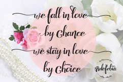 Adefebia Wedding Script Font Product Image 5