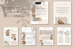 100 Pages Canva Workbook Template   Ebook Template for Canva Product Image 5
