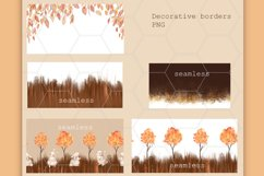 Autumn Forest clipart Product Image 5