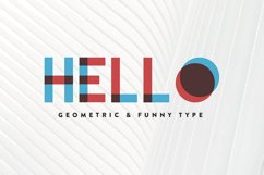 Hello - Font Family Product Image 1