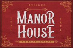 Manor House Product Image 1