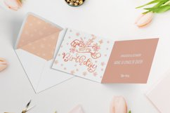 Blossomy - Font Duo Floral Doodles Product Image 6