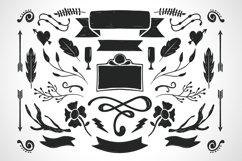Malloy Font +Elements Product Image 2