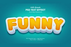 3D Funny Text Effect Product Image 1