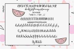 Pink Grapefruit font duo Product Image 3