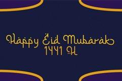 Barokah Ramadhan - Arabic Fauxlang Font // Web Font Product Image 5