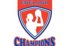 netball champions England Product Image 1