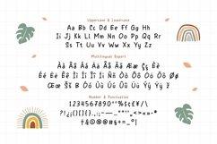 Web Font Marose Product Image 4
