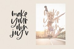 Maybe - Script Font with Doodles Product Image 5