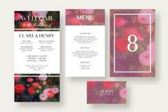 Garden Wedding Invitation Suite Product Image 3