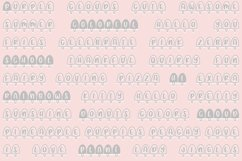 Cool Summer   Fun Hand Written Fonts with Extras   Quirky Product Image 4