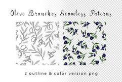 Olive branches set Product Image 5