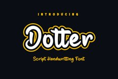 Dotter Product Image 1